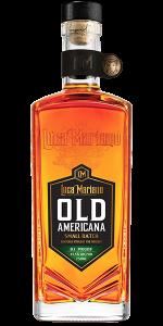 Luca Mariano Old Americana Small Batch Rye. Image courtesy Luca Mariano Distillery.