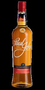 Paul John 2020 Christmas Edition. Image courtesy John Distilleries.