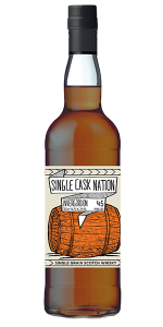 Single Cask Nation Invergordon 1974 Single Grain Scotch Whisky. Image courtesy Single Cask Nation.