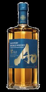 Suntory AO World Whisky. Image courtesy Beam Suntory.