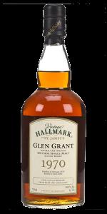 Vintage Hallmark of St. James Glen Grant 1970. Image courtesy WhiskyBase.com