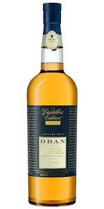 Oban Distillers Edition 2019 Release. Image courtesy Diageo.