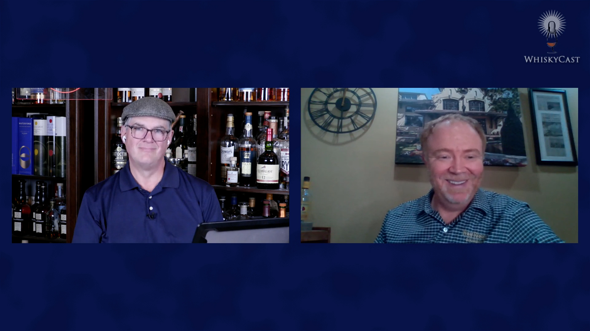 Four Roses master distiller Brent Elliott joined us on this week's #HappyHourLive webcast! If you missed the webcast, the on-demand replay is available on the WhiskyCast YouTube channel.