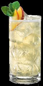 The Dewar's Pioneer Punch cocktail. Image courtesy John Dewar & Sons.