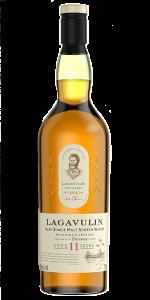 Lagavulin Offerman Edition Guinness Cask Finish. Image courtesy Lagavulin/Diageo.