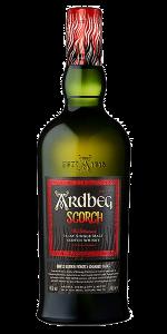 Ardbeg Scorch Islay Single Malt. Image courtesy Ardbeg.