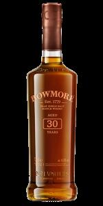 Bowmore 30 2020 Release. Image courtesy Bowmore/Beam Suntory.
