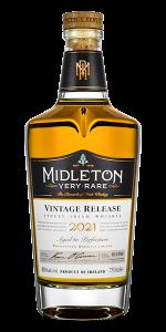 Midleton Very Rare 2021 Edition. Image courtesy Irish Distillers.