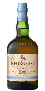 Redbreast Small Batch Single Pot Still Irish Whiskey. Image courtesy Irish Distillers.