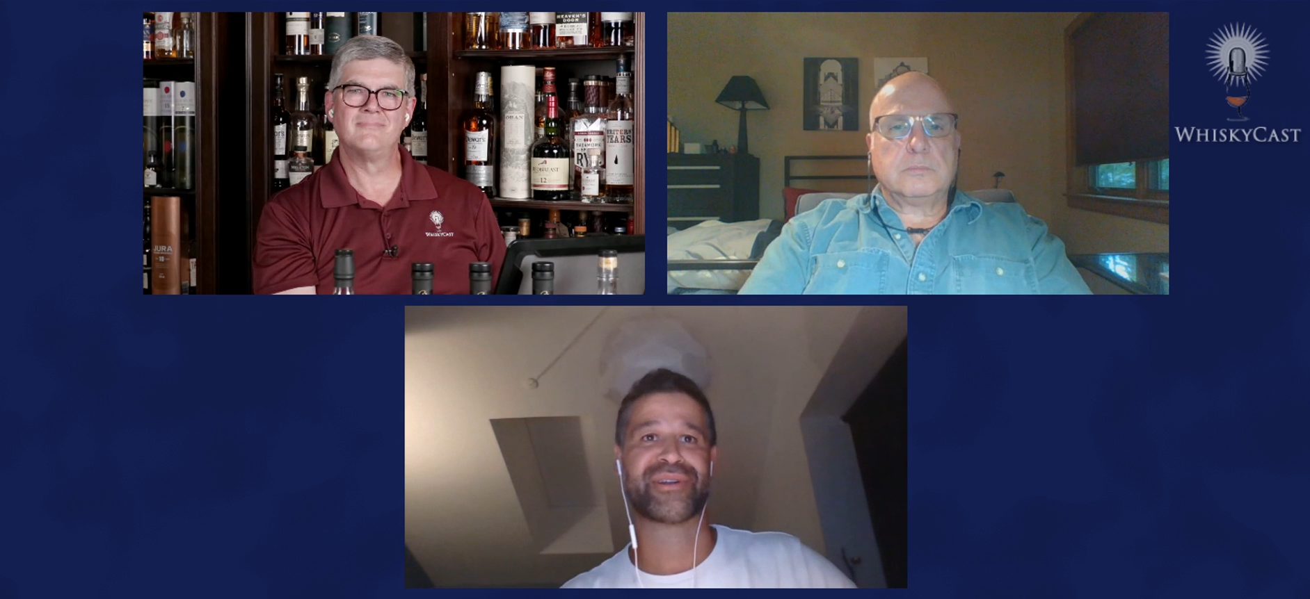Dad's Hat Rye co-founder Herman Mihalich and Stauning Whisky co-founder Alex Munch joined us on the latest #HappyHourLive webcast Friday night.