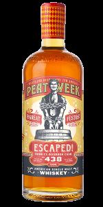 Westland 2021 Peat Week Cask #438. Image courtesy Westland Distillery.