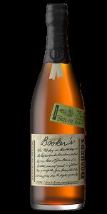 "Booker's Bourbon Batch 2021-02 ""Tagalong Batch."" Image courtesy Beam Suntory."