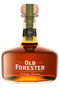 Old Forester 2021 Birthday Bourbon. Image courtesy Old Forester/Brown-Forman.