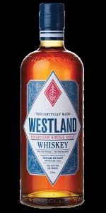 Westland American Single Malt Whiskey. Image courtesy Westland Distillery.