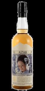 Asaka Aoi Japanese Single malt whisky. Image courtesy dekantā.