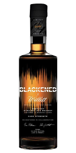Blackened X Willett Rye Whiskey. Image courtesy Sweet Amber Spirits.