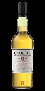 Caol Ila 12 2021 Fèis Ìle bottling. Image courtesy Diageo.
