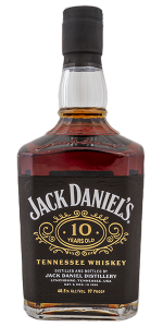 Jack Daniel's 10 Year Old Tennessee Whiskey. Photo ©2021, Mark Gillespie/CaskStrength Media.
