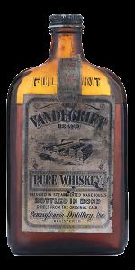 Old Vandegrift 1917 Bottled in Bond American Whiskey. Image courtesy Whisky Auctioneer.