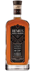 Remus Repeal Reserve Series V. Image courtesy Luxco/MGP.
